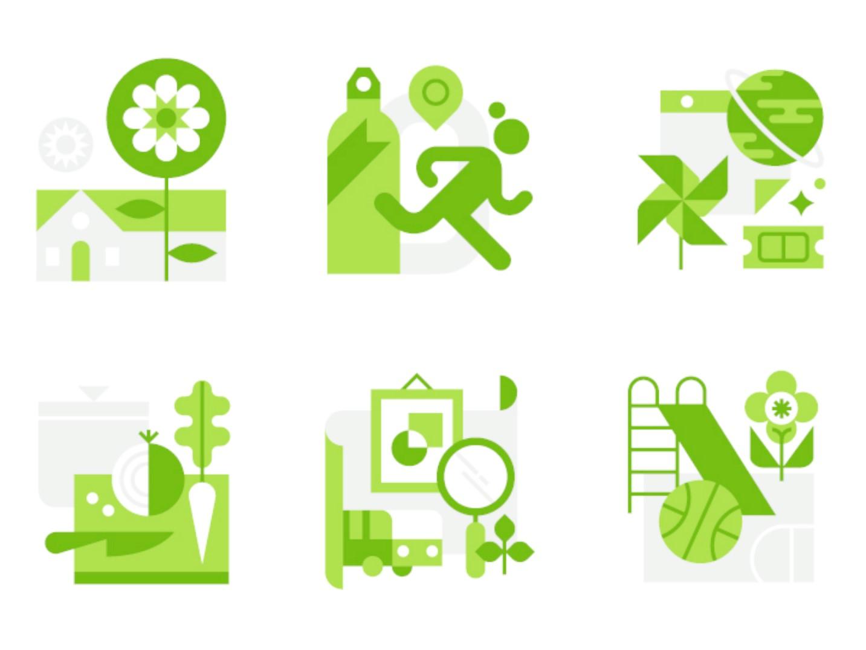 Affordable iconic logo design packages - indigo logo design