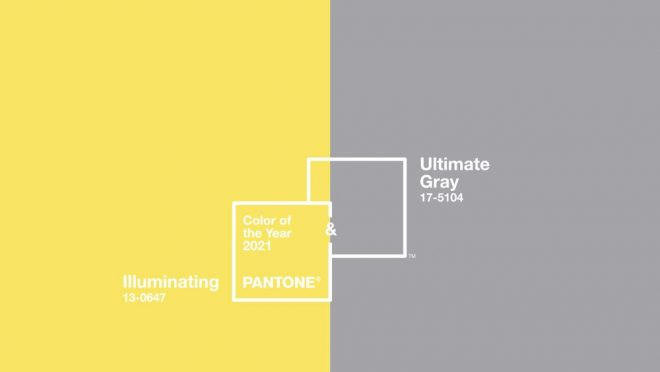 Pantone colors of the years